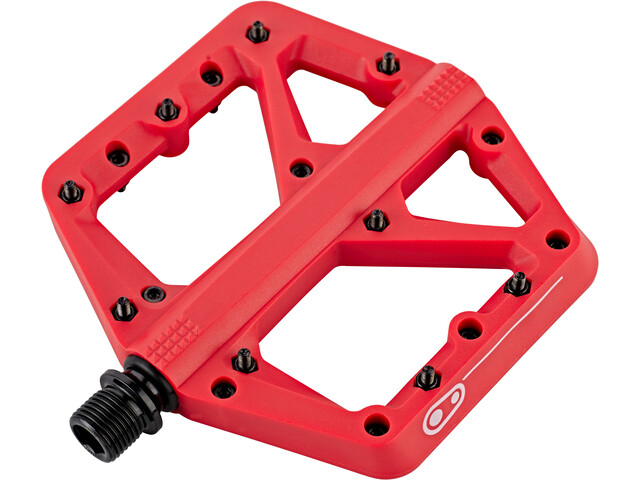 Crankbrothers Stamp 1 Pedale rot